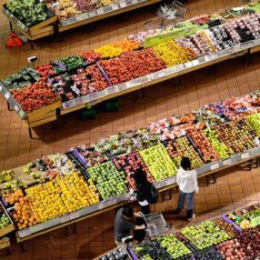 verpakkingsvrije supermarkt